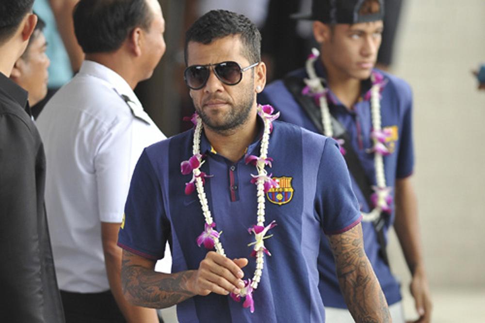 Dani Alves: Warum er seinen Ex-Klubs Barça und Juve absagte