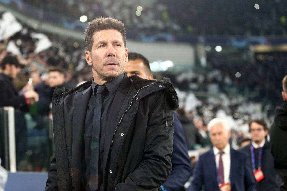 Diego Simeone freut sich für Lazio und Inter