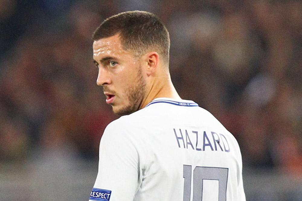 Warum Eden Hazard die Rückennummer 7 nicht wollte