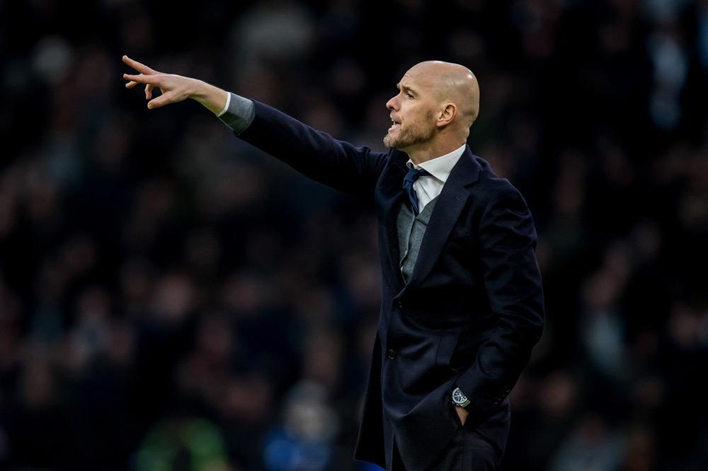 Erik Ten Hag verrät: Drei Stars erhalten die Freigabe von Ajax