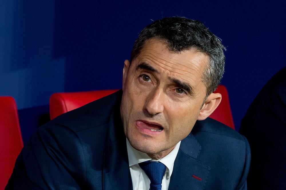 Griezmann/Messi/Suarez: Valverde erwartet mehr von seinem Super-Trio