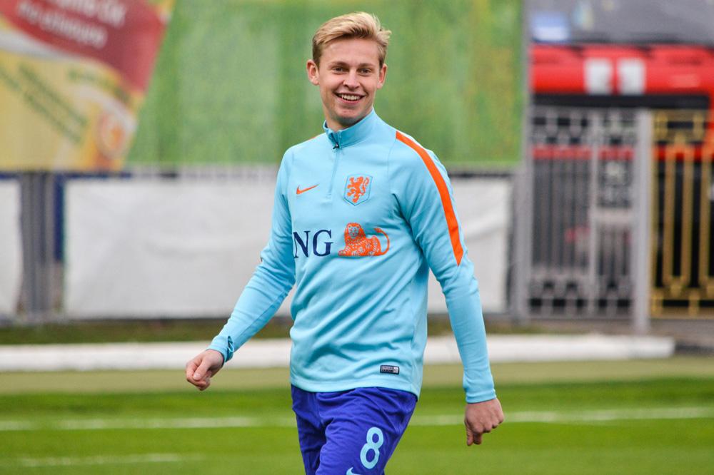 Rivaldo glaubt an Erfolg von Frenkie de Jong