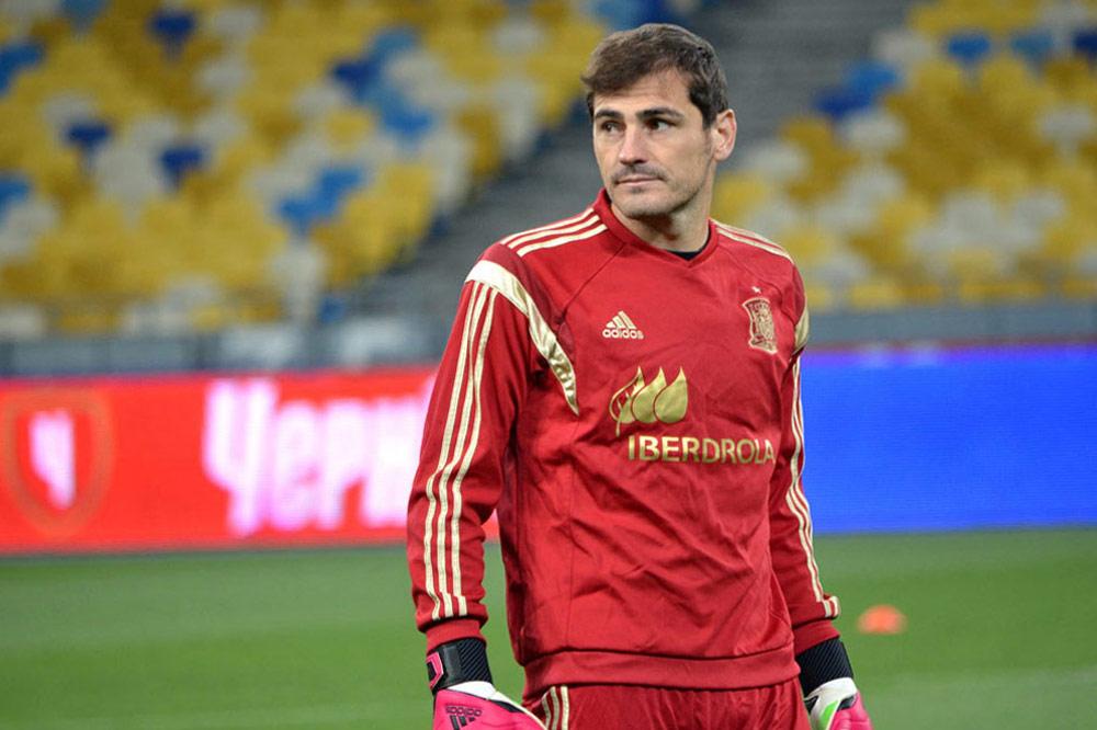 Nach Herzinfarkt: Iker Casillas mit neuer Position