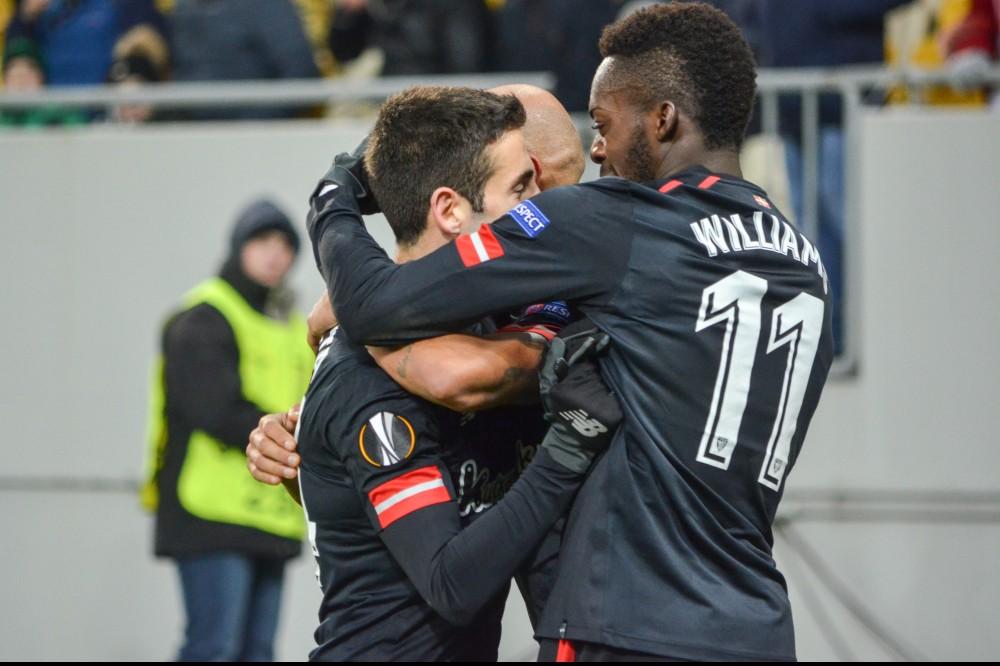 Inaki Williams schwört Athletic Bilbao die Treue