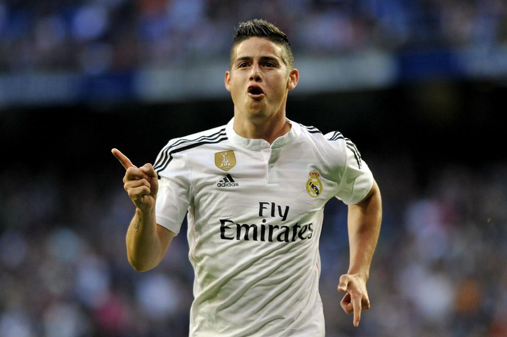 James Rodriguez: So überzeugte er Zidane von sich