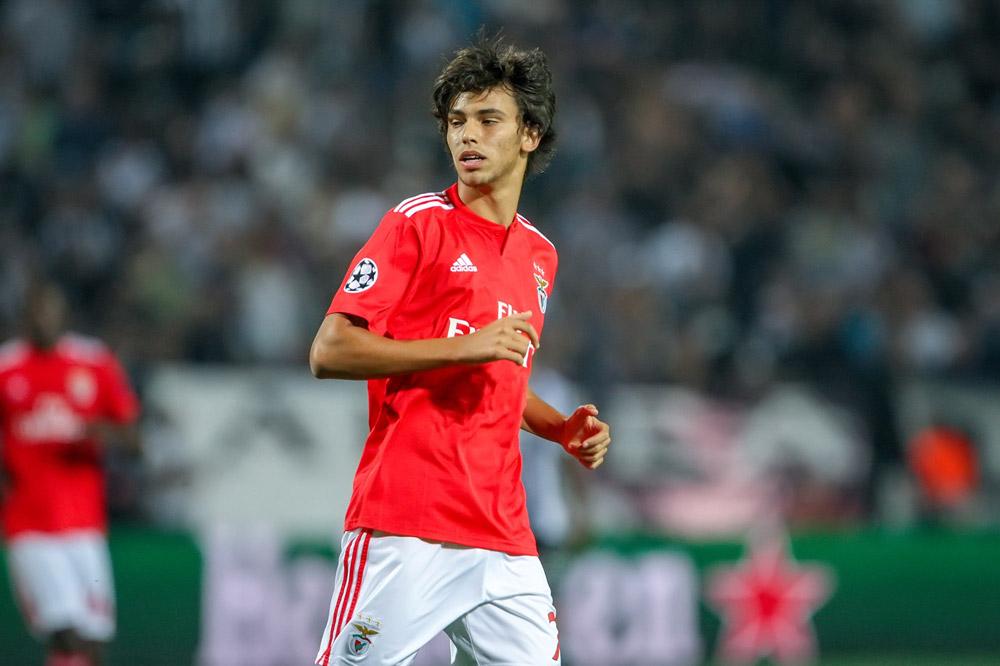 Portugal-Trainer Santos rät Joao Felix zu Benfica-Verbleib