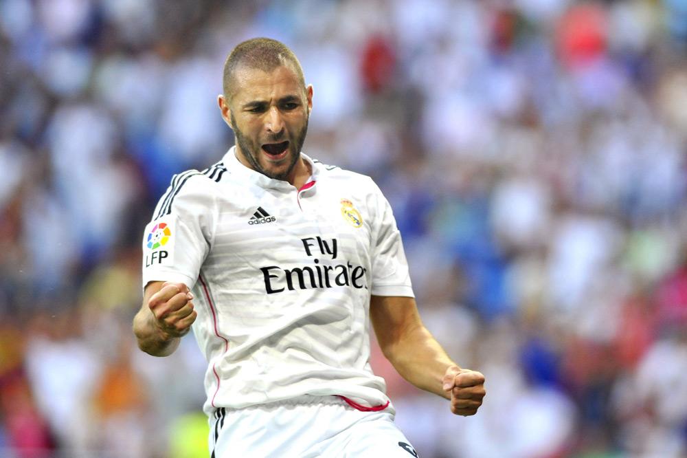 Perez tönt: Karim Benzema ist der beste 9er der Welt