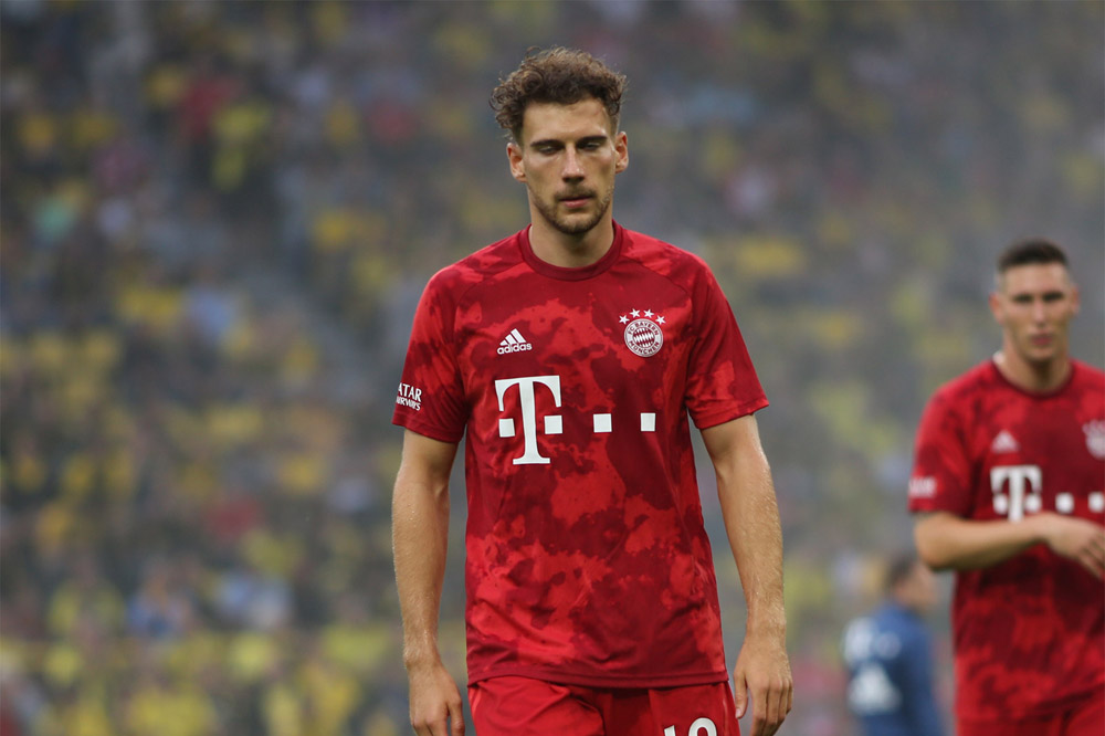 Leon Goretzka Bayern