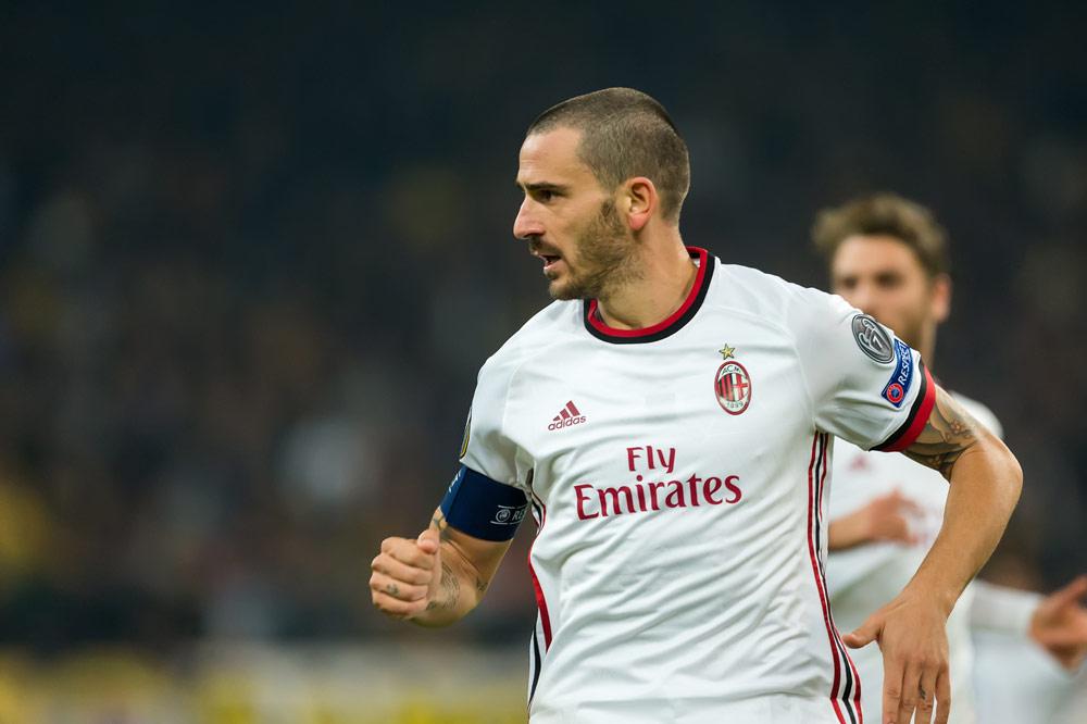 Leonardo Bonucci enthüllt Absage an Real Madrid