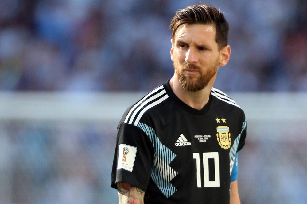 Lionel Messi: Marokko zweifelt an seiner Verletzung