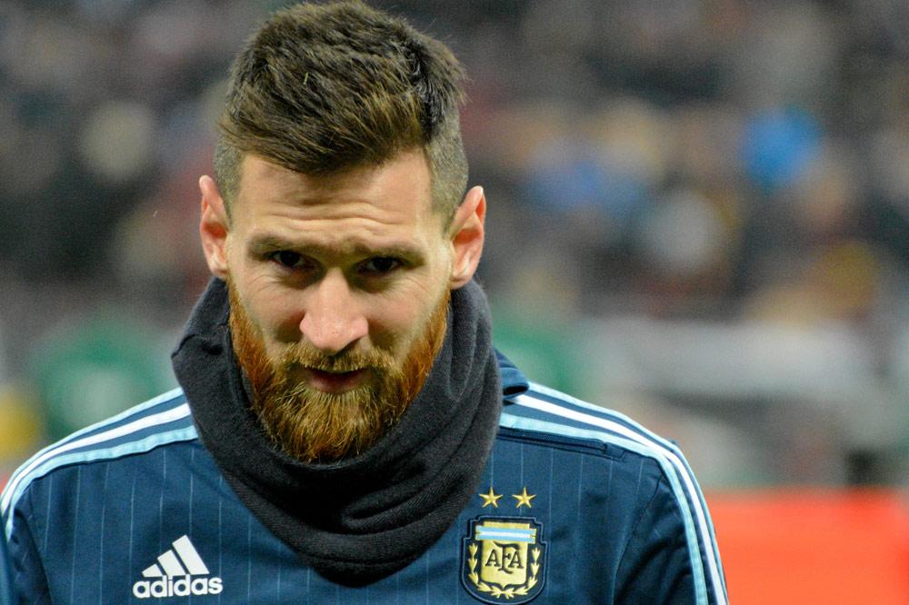 Thiago Silva und Tite greifen Lionel Messi an - Fussball Europa