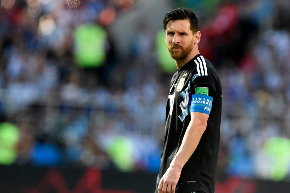 """""""Korruption"""" - Lionel Messi erhebt schwere Vorwürfe"""