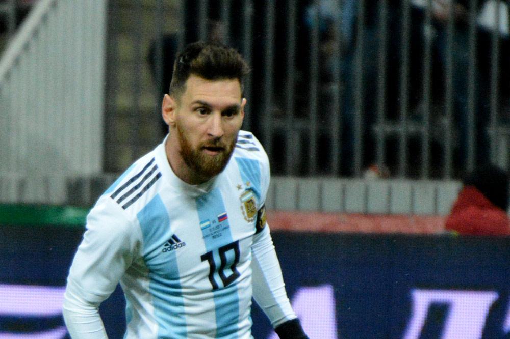Lionel Messi: Dank ihm bleibt Argentinien in der Erfolgsspur