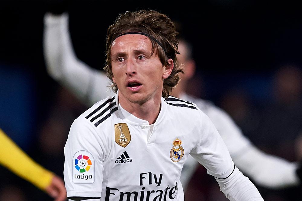 Nach Rot: Luka Modric beteuert seine Unschuld