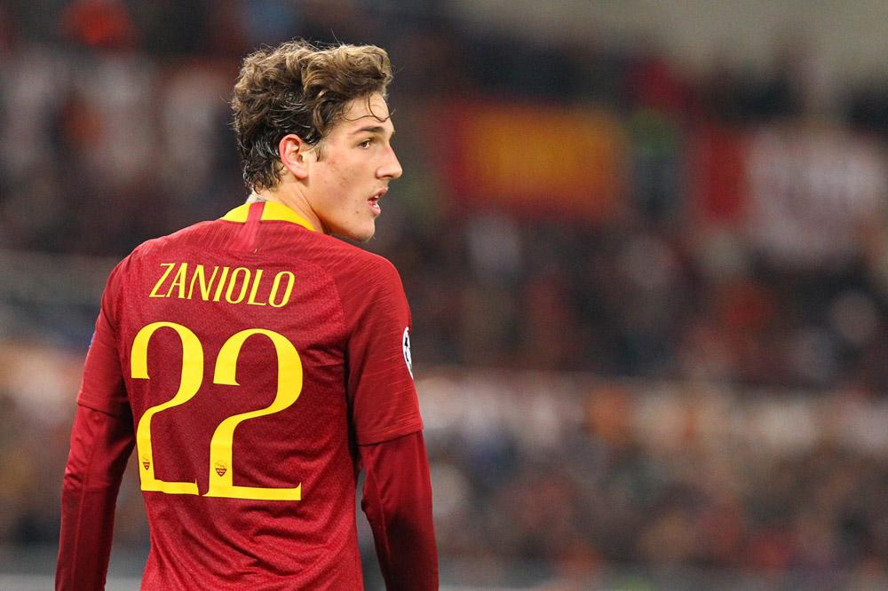Nicolo Zaniolo steht auf der Liste von Real Madrid und City