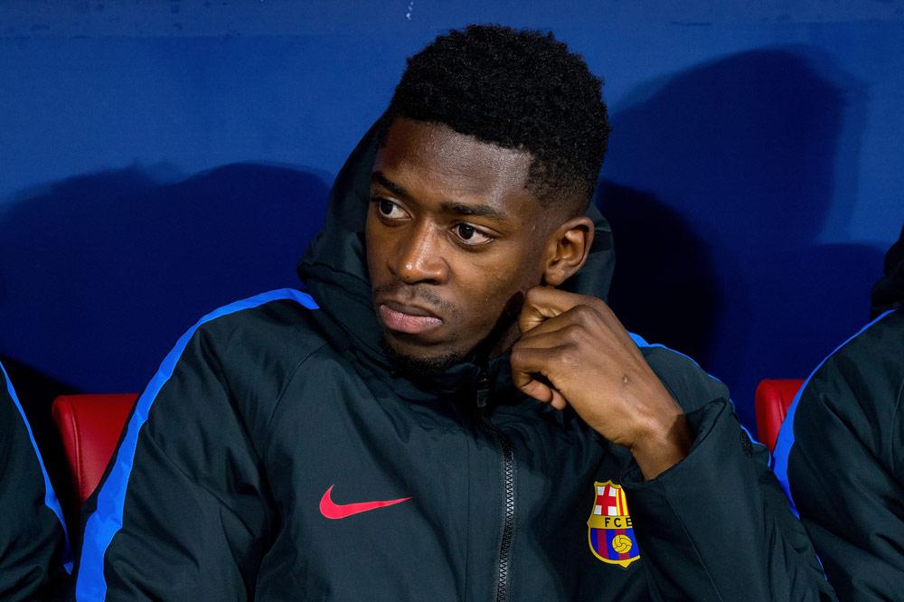 Ousmane Dembele verletzt! Nächster Schock bei Barça