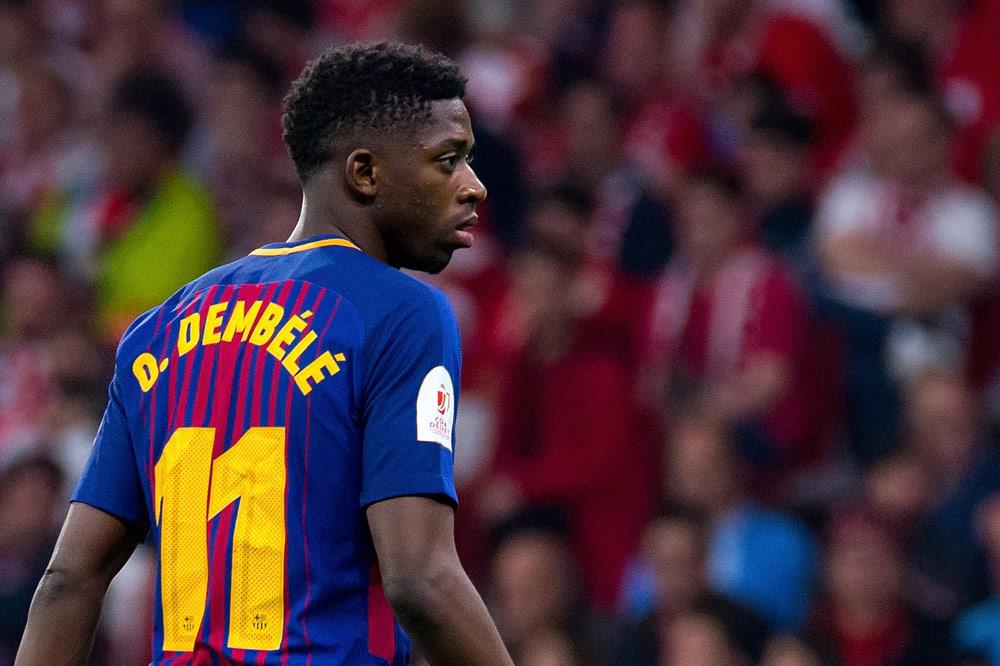 Ousmane Dembele: Berater dementiert Gerüchte - und schwört Barça Treue
