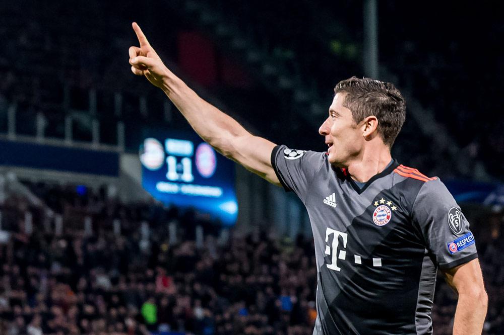 Geschenk für Coutinho: Robert Lewandowski begründet Elfer-Verzicht