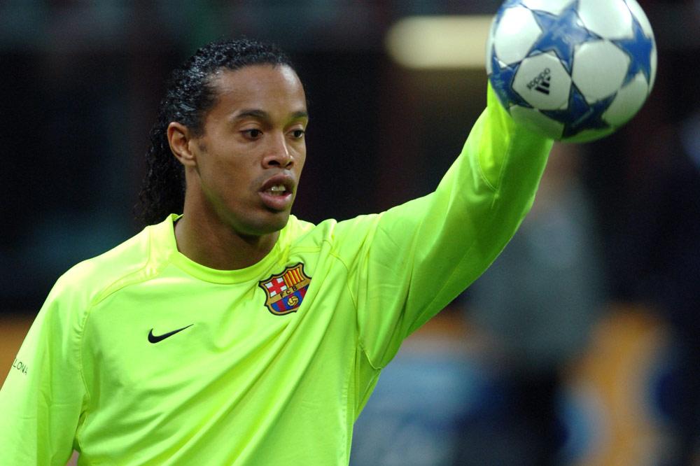 Ronaldinho vor Kurz-Comeback, doch es gibt noch ein Problem