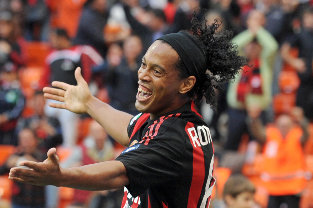 Ronaldinho Sohn