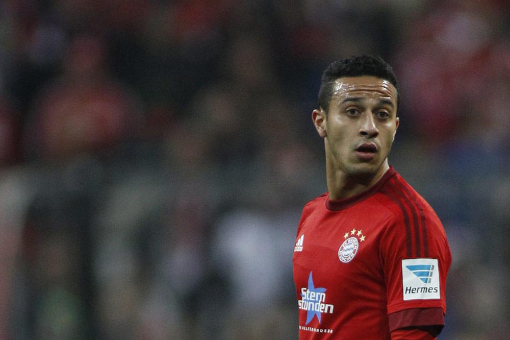 Thiago Alcantara kann sich Karriereende bei Bayern vorstellen