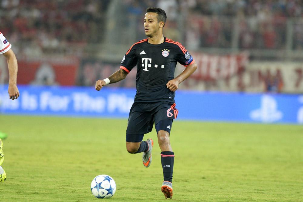 """""""Gibt nichts, was er nicht kann"""" – Kovac schwärmt von Thiago"""