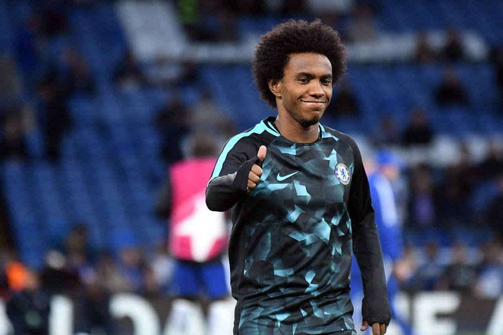 Willian lässt Chelsea zappeln - und wartet auf Barça