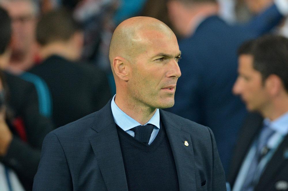 Gareth Bale und Kylian Mbappe: So denkt Zinedine Zidane - Fussball Europa