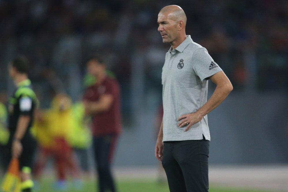 Zinedine Zidane Kinder