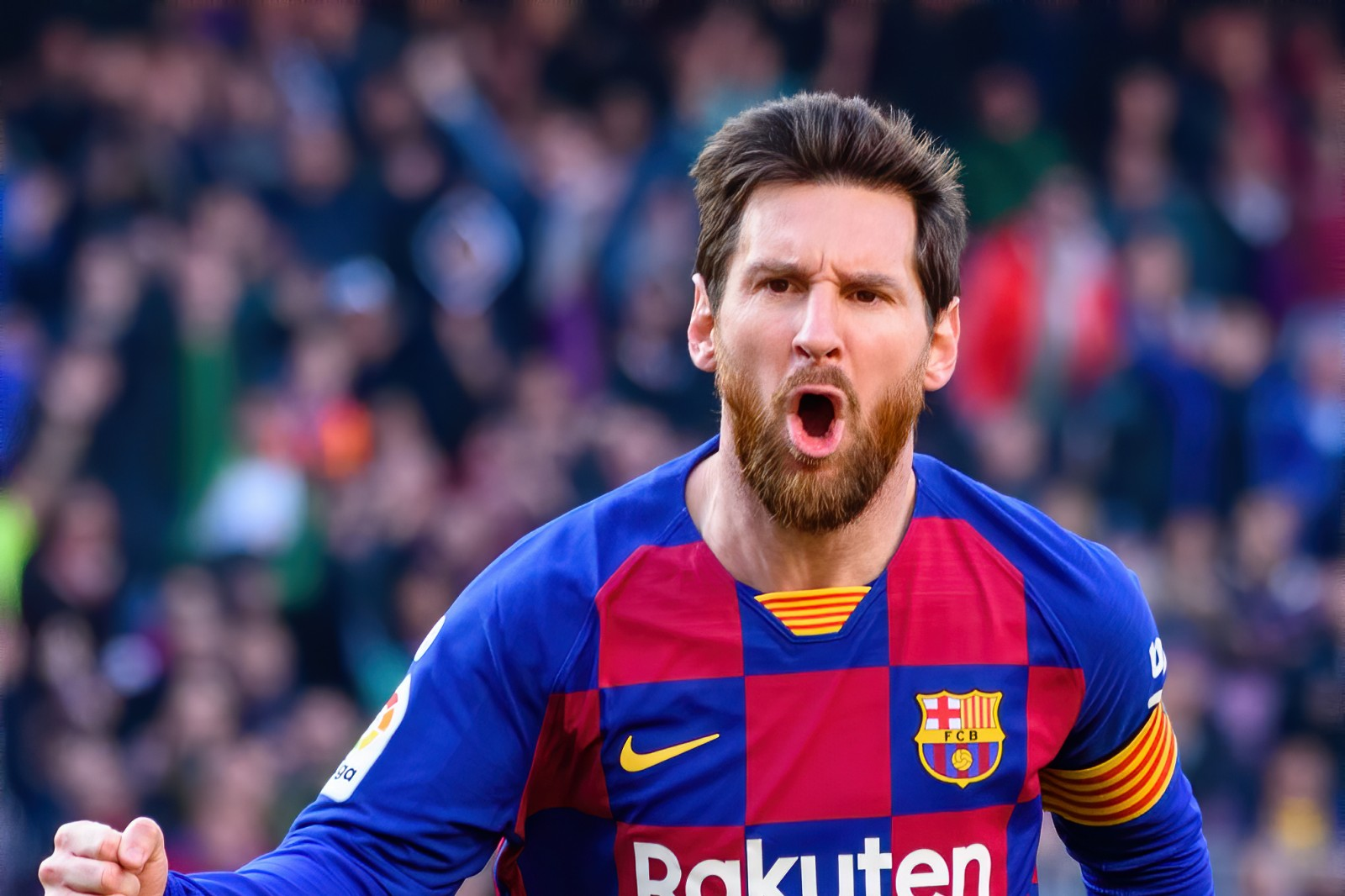 Messi Neue Frisur
