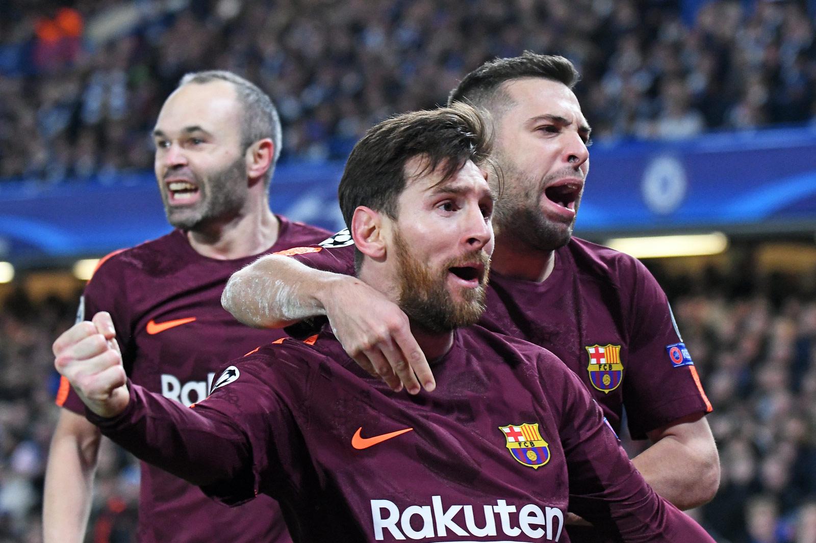 Lionel Messi Größe