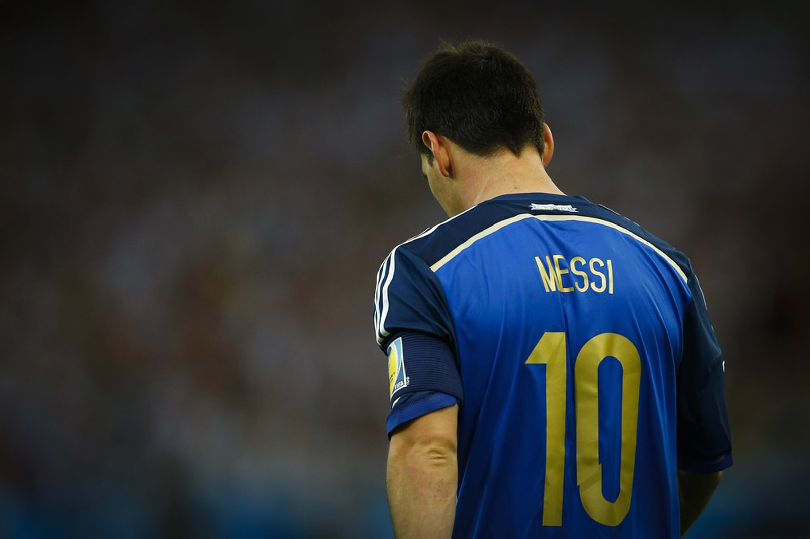 Lionel Messi RГјcktritt