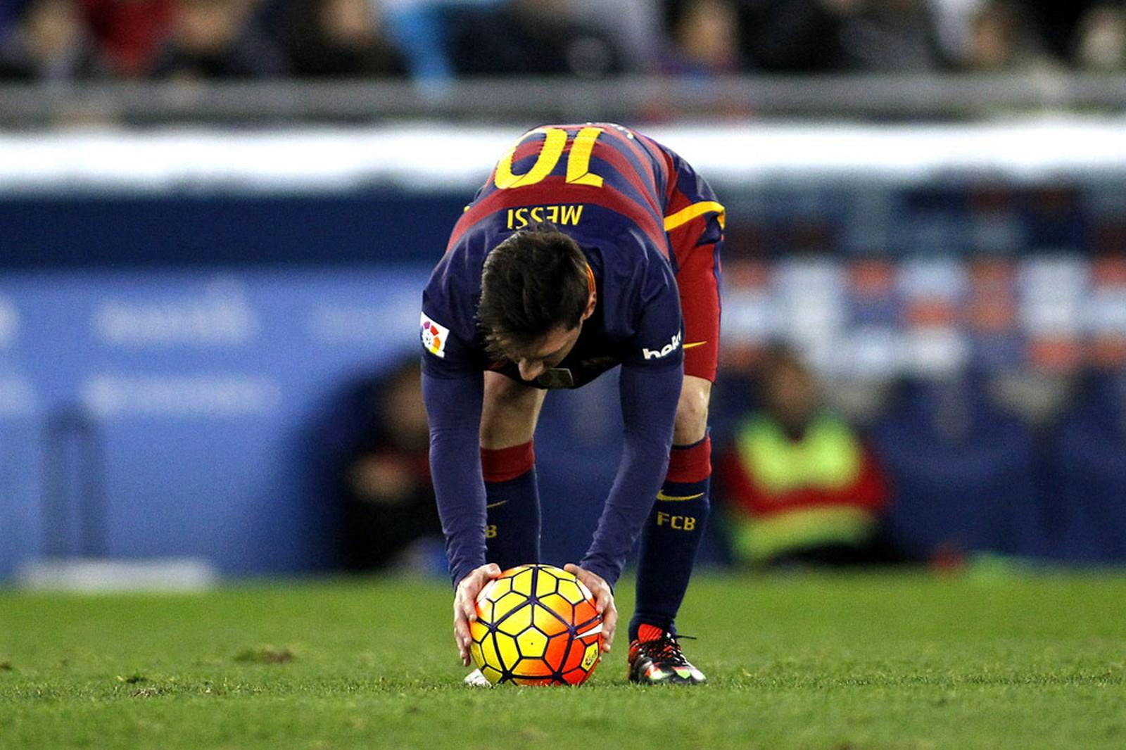 Messi Elfmeter Video