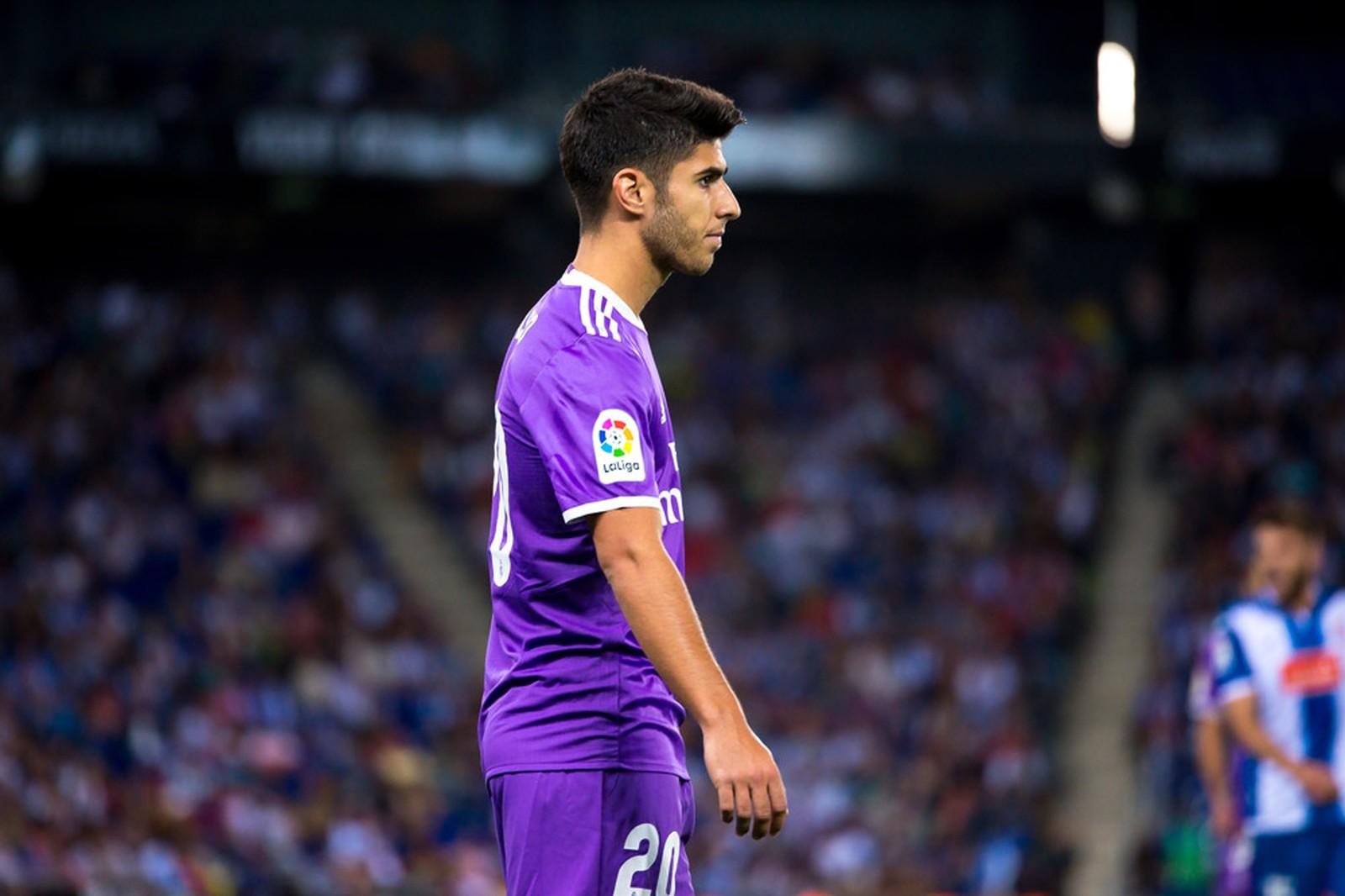 Real Madrid: Marco Asensio schließt Abschied von Real ...