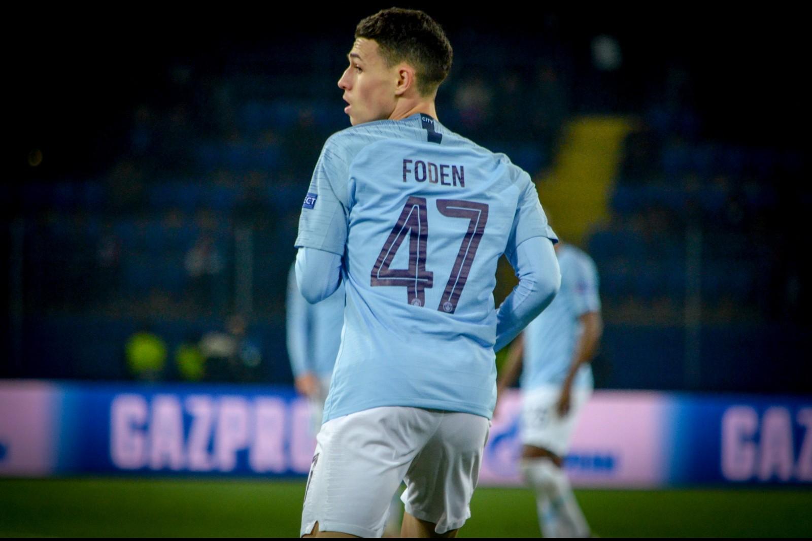 Sieg im Ligapokal: Phil Foden und ein Sturm-Juwel (17) lassen Guardiola  jubeln