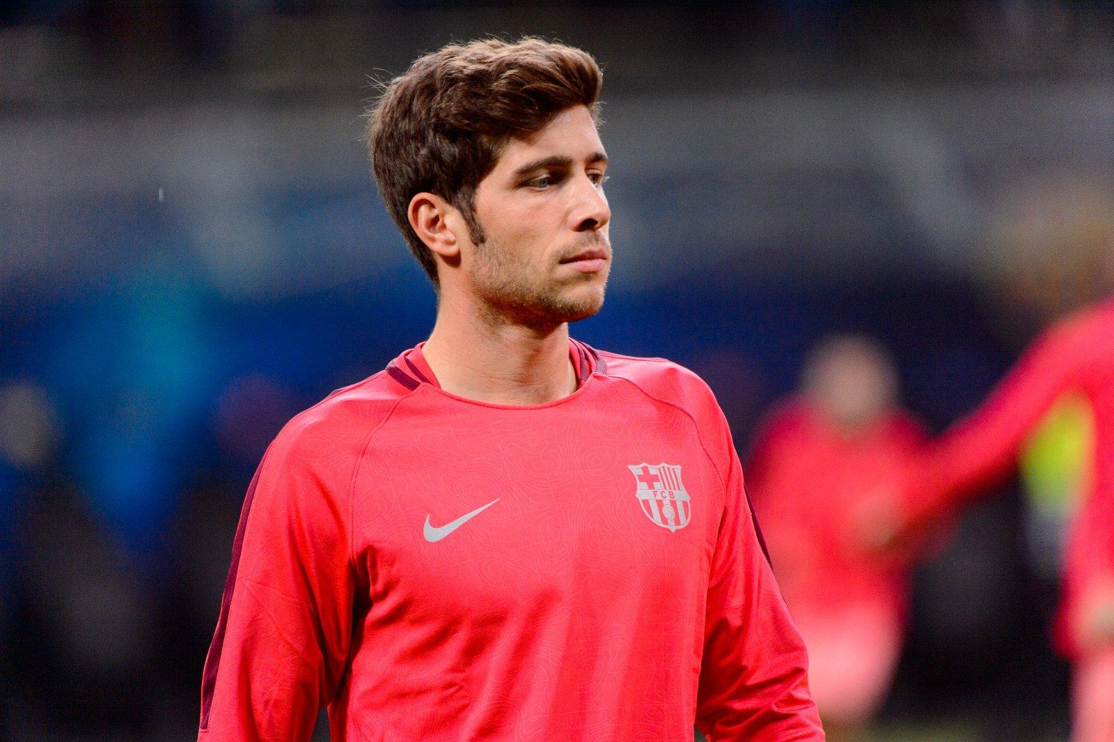 FC Barcelona: Wieder der Oberschenkel: Sergi Roberto fällt erneut aus