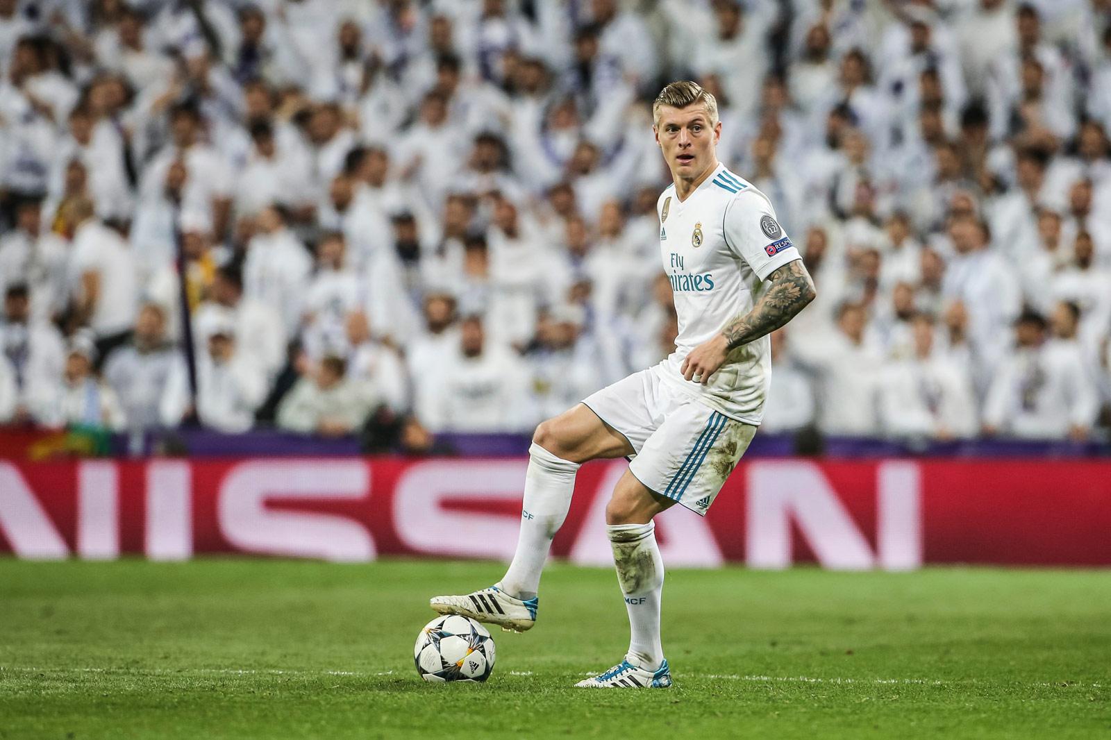 Real Madrid: Juve lehnt Tausch-Deal mit Toni Kroos ab